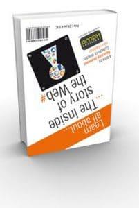 Couverture du livre The Inside Story of the Web de Bertrand Jouvenot