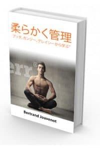 Couverture de la version japonaise de Managing Softly de Bertrand Jouvenot