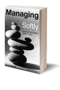 Couverture du livre Managing Softly de Bertrand Jouvenot